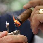 Fumătorii de trabuc